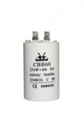 condensator pornire 25 μF 450 V