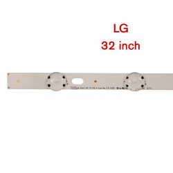 Set barete led LG 32 inch Innotek Direct 16Y 32 FHD A-Type 32LH604V, 32LH6047 32LH60_FHD 7LED, 2 barete x 7 leduri