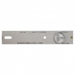 Set barete LED Grundig 48 inch 2013ARC48_3228N1_6_REV1.1 10x6led