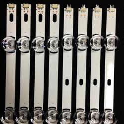 leduri televizor, Barete LED LG 49 inch