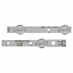 Set barete Samsung 48 inch UE48H4200 DMGE-480SMA-R6, DMGE-480SMB-R6,4x(6led+5led)