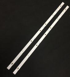 Barete LED 32 inch universale, set de 2 barete de 6 LED-uri pentru TV 32 inch