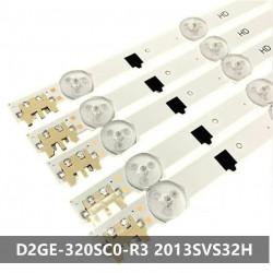 Set 5 barete LED pentru samsung 32 inch