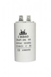 condensator pornire 20 μF 450 V