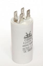 condensator pornire 4 μF 450 V