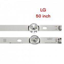 Set barete led LG 50 inch 50LB650V, 50LB6300