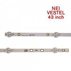 43HL500/VES430 UNDL-2D N01/N12