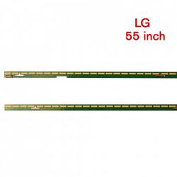 Set barete led TV LG 55 inch, V15.5 ART3 UD REV 0.1 R-Type/ L-Type, 2 barete de 60 leduri
