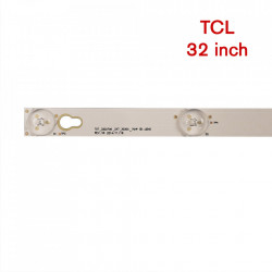Set barete led tv TCL 32 inch 32S3750 TOT_32D2700 2X7_3030C_7S1P, 2 barete de 7 leduri