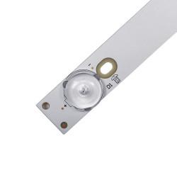 Barete leduri Philips 32 inch, 614mm, 3v, GJ-2K15 D2P5-315 D307-V1, 3*7led