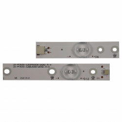 Set barete Philips PUF6650, 50PUT6400 LB-PF303050-GJD2P5500612AG82; 6 x(7led+5led)