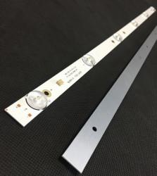 Set barete LED universal pentru 32 inch TV