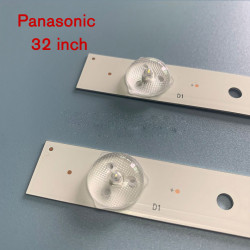 Set barete led tv Panasonic 32 inch, 2 barete 6 leduri