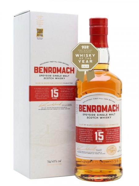 Benromach 15 YO 0.7L