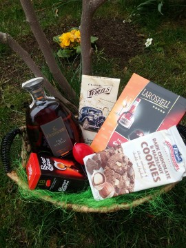 Poze Cognac and cookies