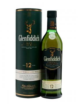 Glenfiddich 12yo 1L