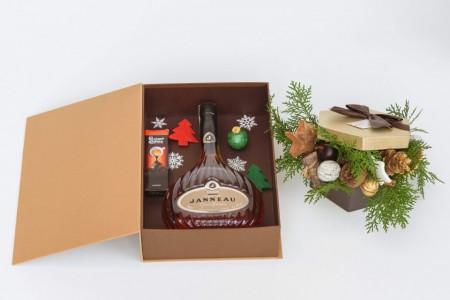 Armagnac on box