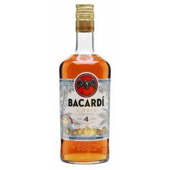 Bacardi 4yo Cuatro 1L