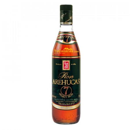 Arehucas 7yo rum 0.7L