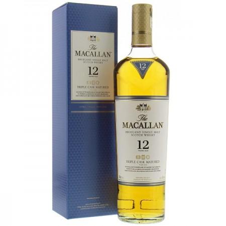 The Macallan 12yo Triple Cask 0,7l