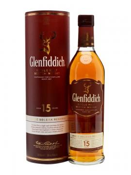 Glenffiddich 15yo 0,7l