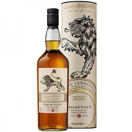 Lagavulin 9yo Game of Thrones
