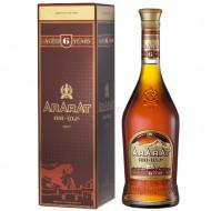Ararat 6YO Brandy 0.7L