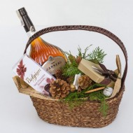 Armagnac Christmas basket