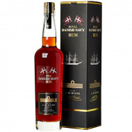 A,H.Riise Royal Danish Navy Rum 0.7L