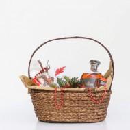Hennesy Christmas basket