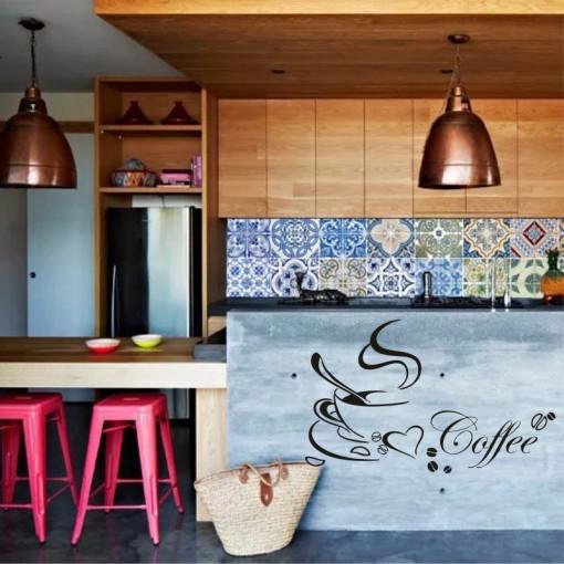 Sticker perete Coffee 1