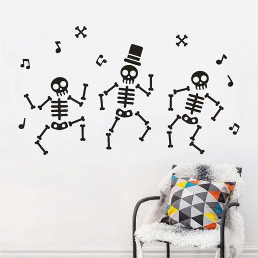 Sticker perete Halloween Decor 4