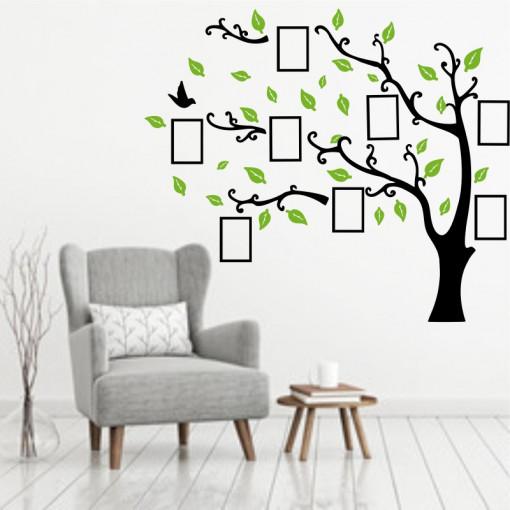 Sticker perete Memories Tree 140 x 120 cm