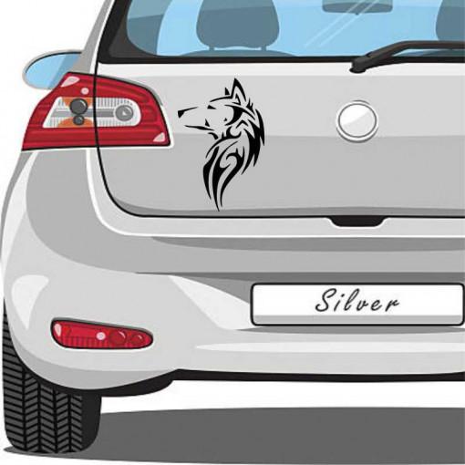 Sticker auto Lup