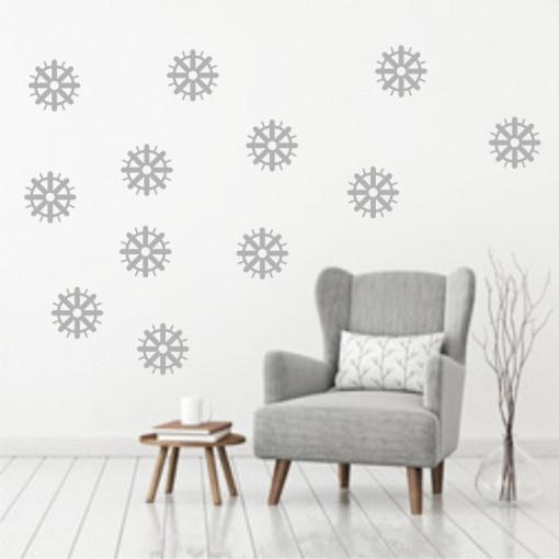 Sticker decorativ Fulgi de Nea