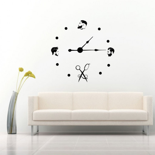 Stricker decorativ ceas Frizerie