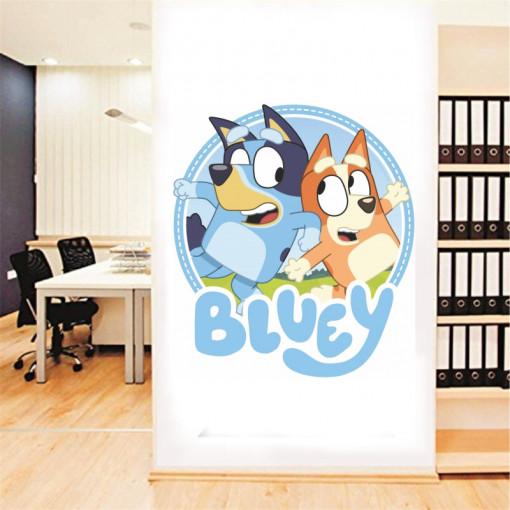 Sticker perete Bluey