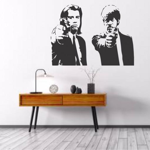 Sticker perete Pulp Fiction