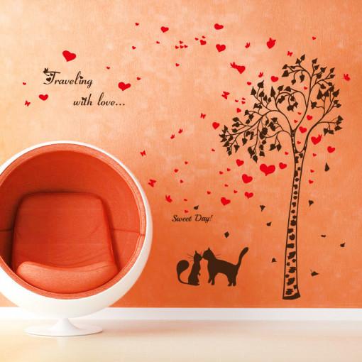 Sticker perete Sweet Day