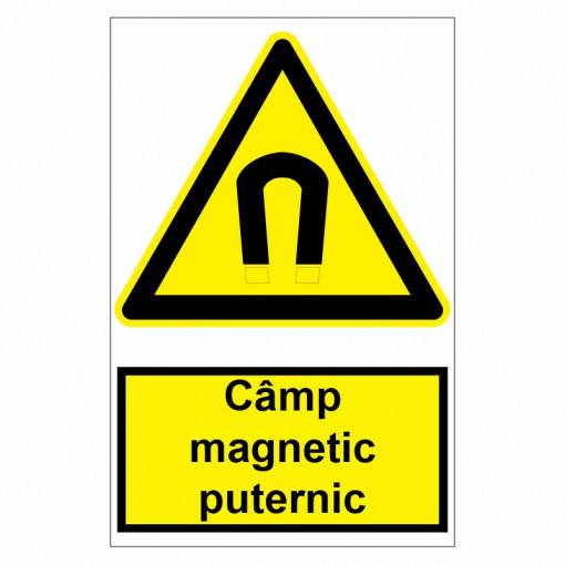 Sticker indicator Camp magnetic puternic