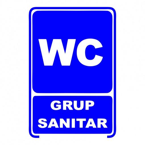 Sticker Indicator Grup Sanitar