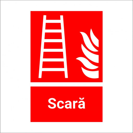 Sticker indicator Scara