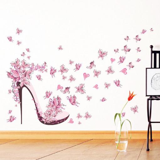 Sticker perete Butterflies 65x100 cm