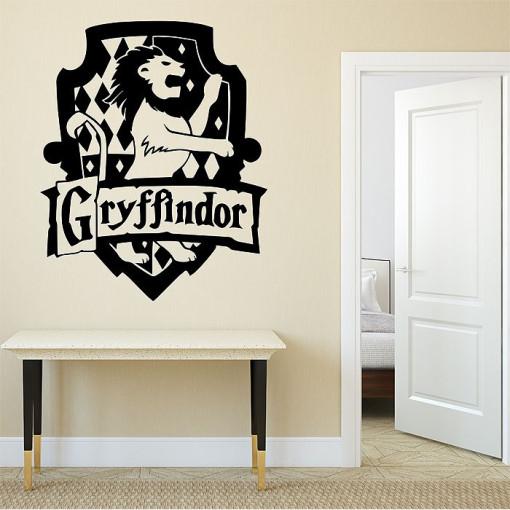 Sticker perete Griffindor