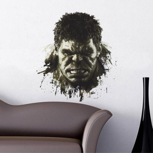 Sticker perete Hulk