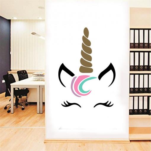 Sticker perete Just Unicorn