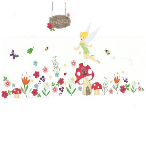 Sticker perete Tinkerbell 75 x 155 cm