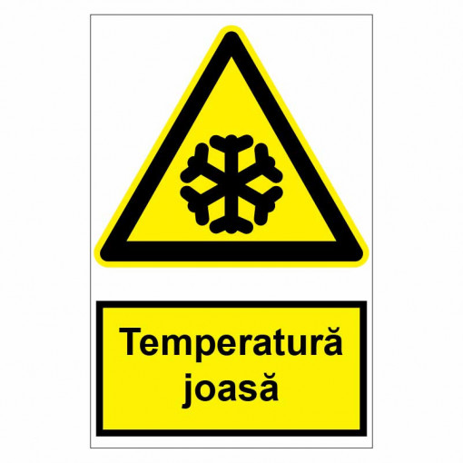 Sticker indicator Temperatura joasa
