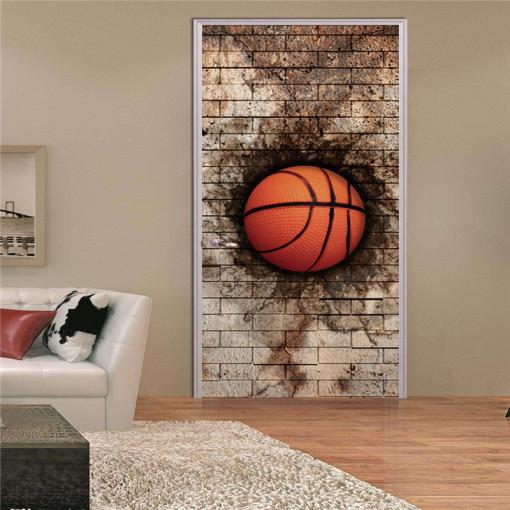 Sticker usa BasketBall