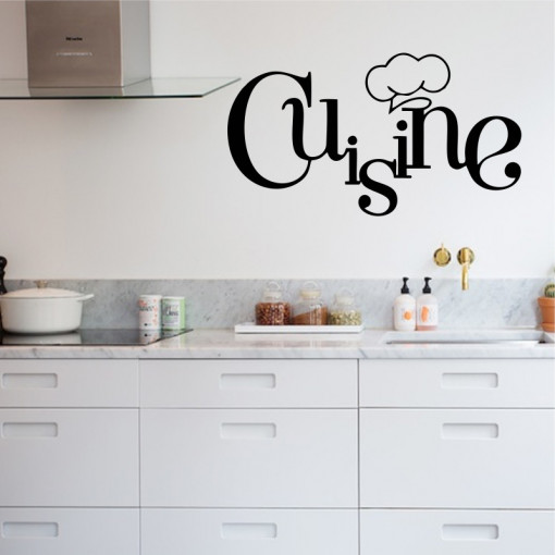 Sticker perete Cuisine 2